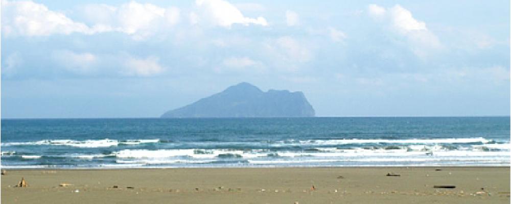 砂灘地形01